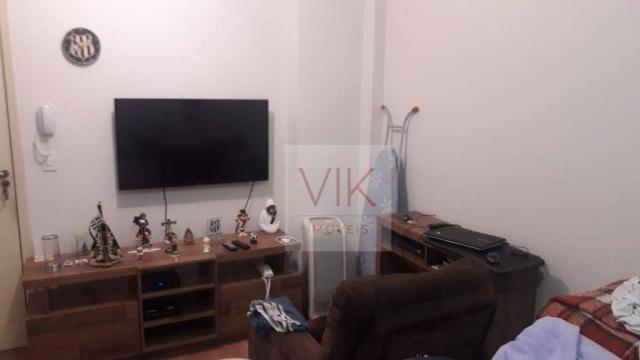 Kitnet à venda, 34 m² por r$ 135.000,00 - botafogo - campinas/sp