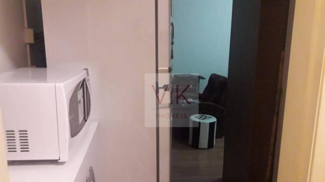 Kitnet à venda, 34 m² por r$ 135.000,00 - botafogo - campinas/sp - Foto 6