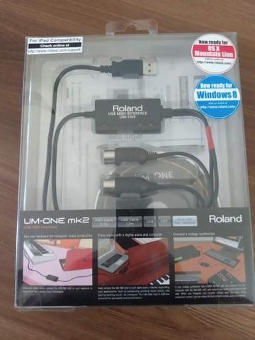 Cabo Midi USB