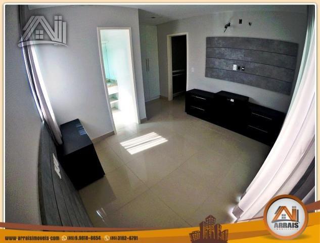 Vendo casa Duplex em Condomínio c/ 3 suites no Eusébio - Foto 15