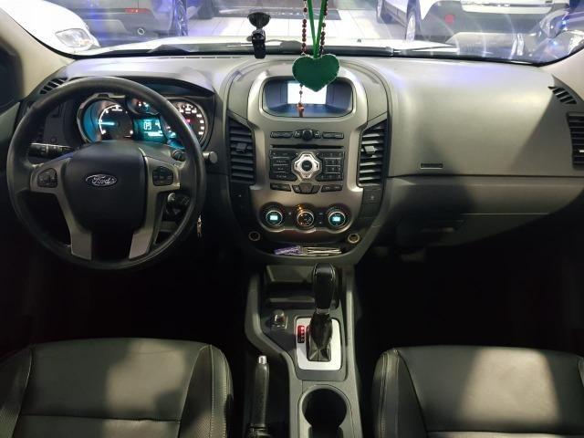 Ranger 3.2 XLT 4x4 Diesel AUT - Pickup Excelente - Foto 7