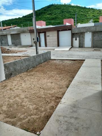 Casa Pronta - Financiamento caixa ou banco do brasil - 2 quartos - Pronta em Rendeiras - Foto 11