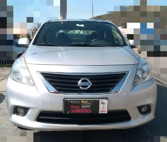 Nissan Versa SL 1.6 Flex Fuel - Foto 4