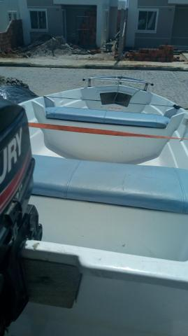 Barco passeio/pesca - Foto 3