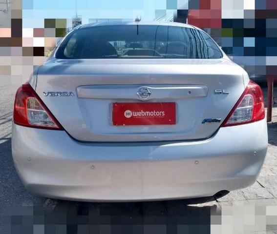 Nissan Versa SL 1.6 Flex Fuel - Foto 2