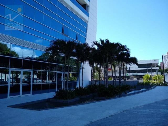 Sala para alugar, 30 m² por R$ 2.600/mês - Aldeota - Fortaleza/CE - Foto 14