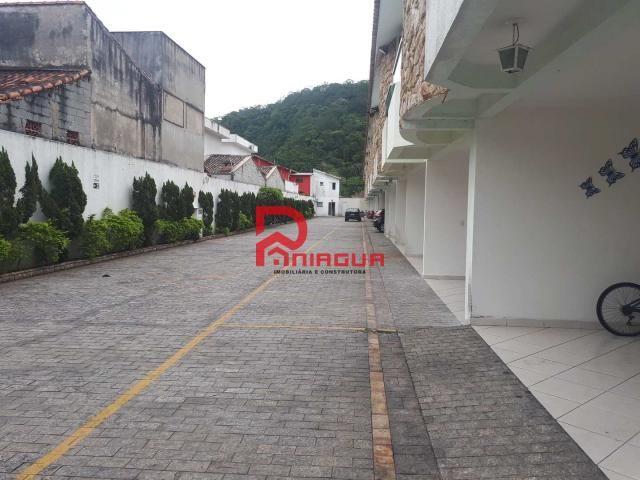 Casa de condomínio para alugar com 3 dormitórios em Canto do forte, Praia grande cod:1251 - Foto 7