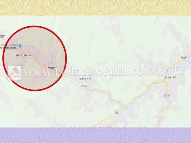 Rio Do Oeste (sc): Terreno Rural 101.343,75 M² vndwh zqvxu - Foto 2