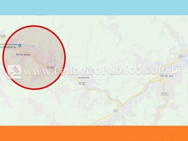 Rio Do Oeste (sc): Terreno Rural 101.343,75 M² tnkxp scyyw - Foto 4