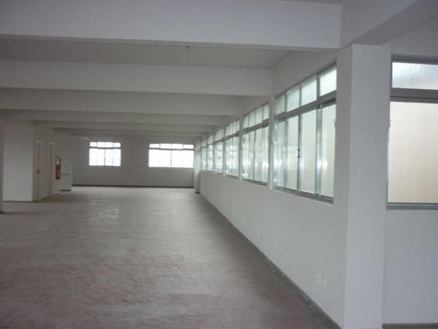 Prédio comercial para locação, Macuco, Santos.