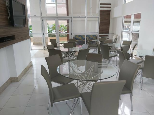 Apartamento de três quartos todos suítes em Águas Claras - Foto 19