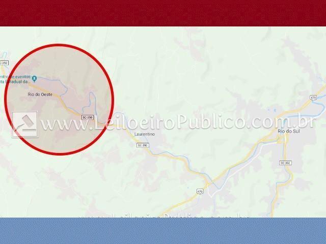 Rio Do Oeste (sc): Terreno Rural 101.343,75 M² deqkz wvsvd - Foto 5