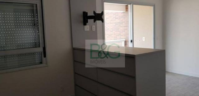 Studio com 1 dormitório para alugar, 34 m² por r$ 2.102,00/mês - ipiranga - são paulo/sp - Foto 12