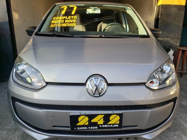VW UP 2017 25.000km