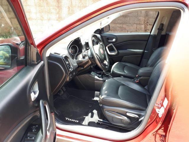 Fiat Toro Freedom 1.8 Automática - Foto 7