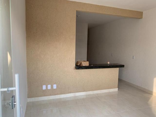 Casa 2 quartos sendo um suíte - Residencial Santa Fe Valor de avaliação: R$ 155.000,00 - Foto 2