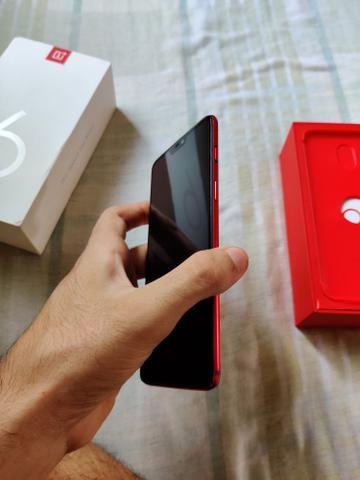 OnePlus 6 Red Edition 8GB RAM/128GB - Foto 3