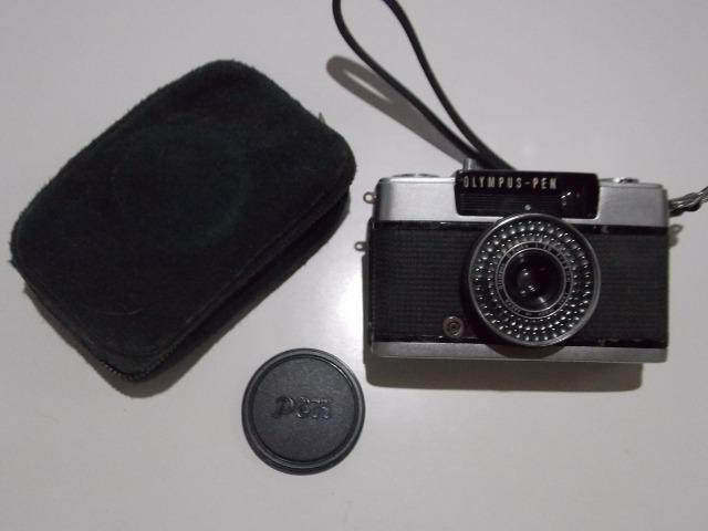 Câmera Fotográfica Olympus Plus Ee-2 Analógica - Foto 6