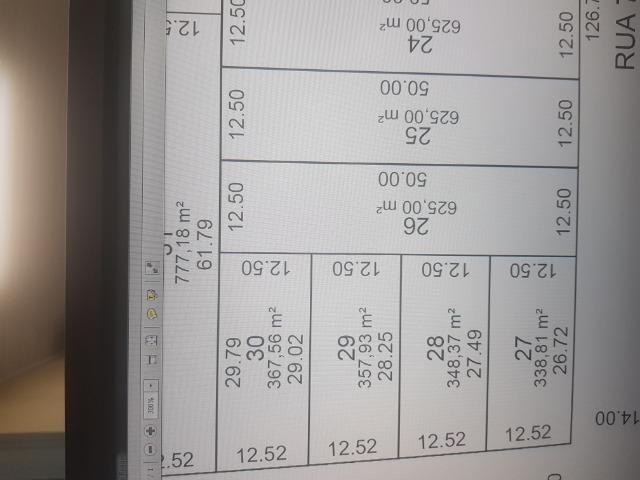 Vendo 02 terrenos gigantes(12,5x50 cada) no Alphaville 2, Vilhena/RO - Foto 5