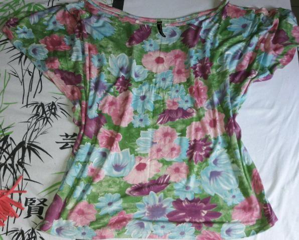 Peças de roupas bem conservadas algumas novas - Foto 2