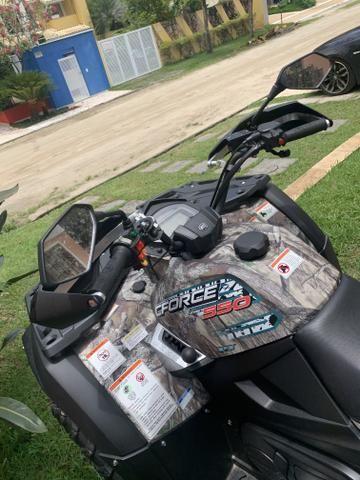 Quadriciclo CFORCE 550cc 4x4 aut. 2018 - Foto 3