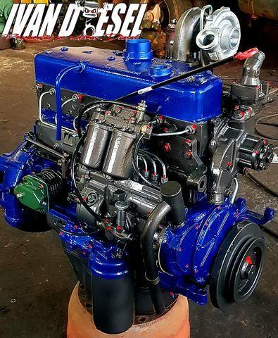 Motor OM 352 e OM 352a - Foto 3