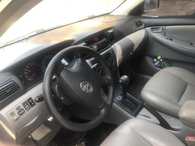 Corolla 1.8 automático - Foto 4