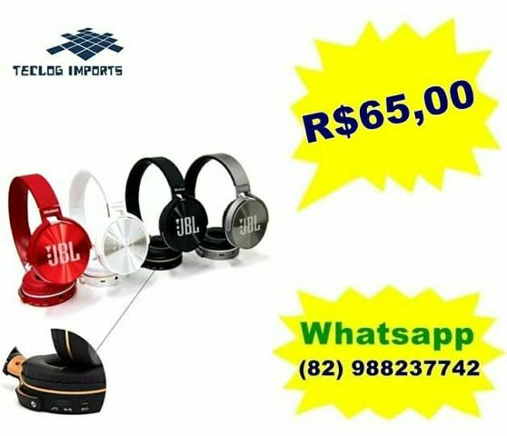 Headphone Bluetooth JBL sem fio
