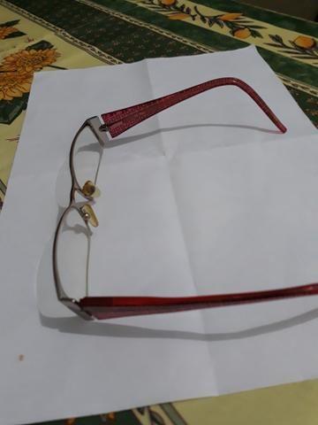 Vendo duas armações de óculos de grau - Foto 2