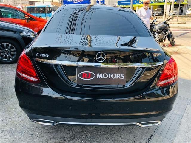 Mercedes-benz C 180 1.6 cgi avantgarde 16v turbo gasolina 4p automático - Foto 6