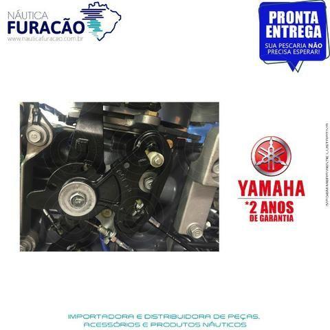 Motor de Popa Yamaha 15hp (Partida Manual) - Foto 7
