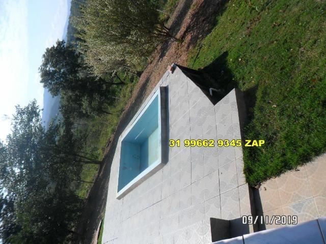 Lindo Sítio Casa Colonial 3 qts Barato-Piscina-Pomar Variado-Curral-Açude-20 mil mts - Foto 15