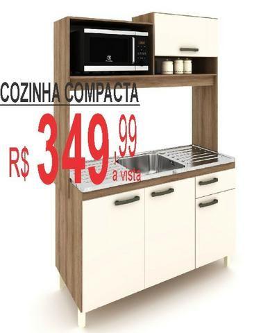 Cozinha compacta so 349,00 preço da fabrica