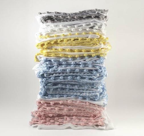 Fraldas Crochê Personalizada - Foto 3
