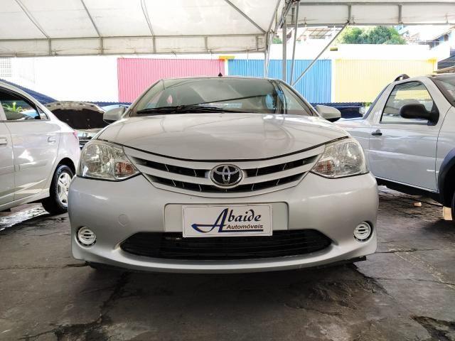 Toyota etios 2014/2014 1.5 xs 16V flex 4P manual - Foto 2