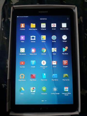 Tablet Tab E tela 9.6. 8 GB mais cartão com 64 GB - Foto 6