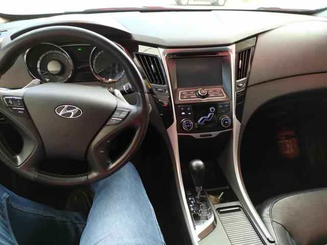 Vendo Sonata GLS modelo 2012 - Foto 2
