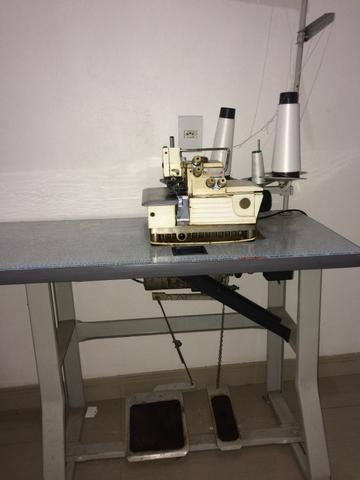 Máquina interlock e reta - Foto 4