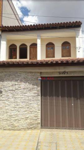 Casa com 4 dormitórios à venda, 245 m² por R$ 420.000 - Brasil - Vitória da Conquista/Bahi - Foto 2