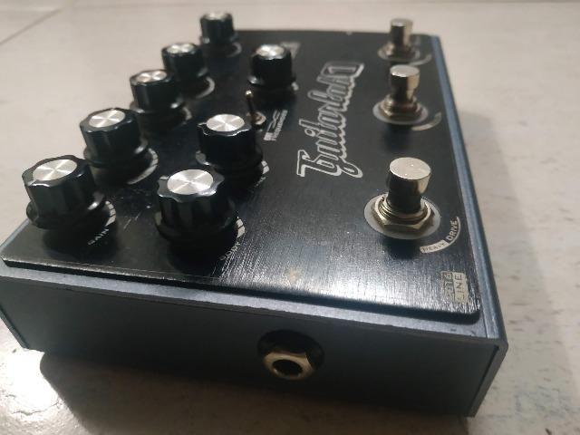 Pedal Bffx Guitarlab 1 Super Conservado Na Caixa - Foto 4