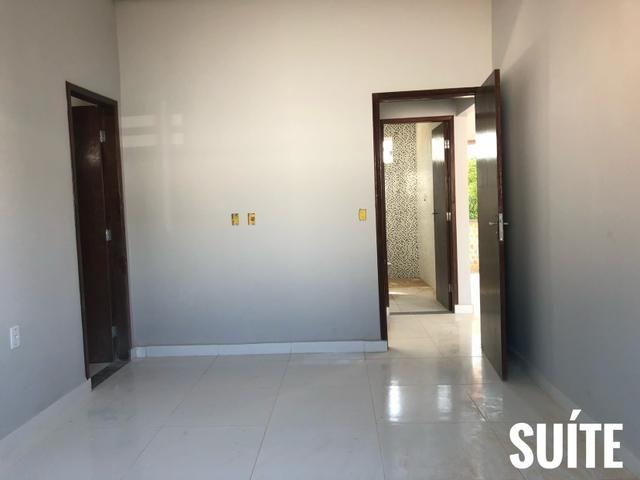 Casa nova financiável, bairro placas - Foto 6