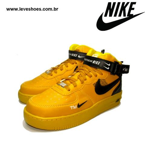 Tênis Nike Bota Air Force TM - Foto 5