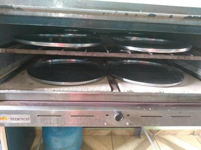 Vendo esse forno de 1 tela a gás
