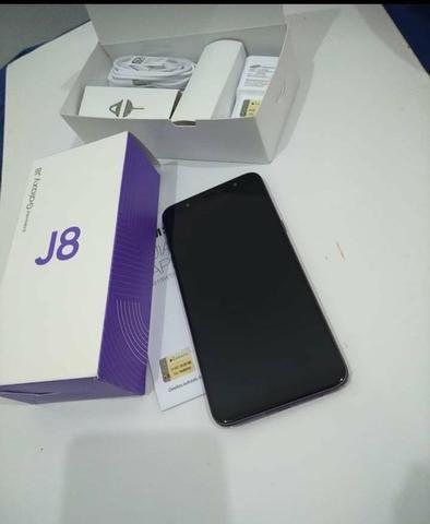 Samsung J8 Semi Novo Troco por Iphone ou Motorola