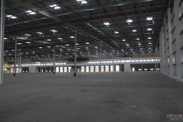 Galpão logístico Condomínio fechado Distribution - III - Distrito Industrial-I - Foto 20