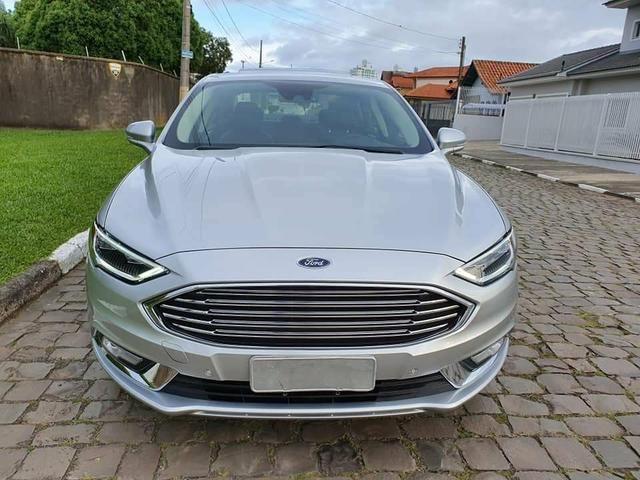 Ford Fusion 2.0 GTDI Ecoboost AWD 2018 - Foto 8