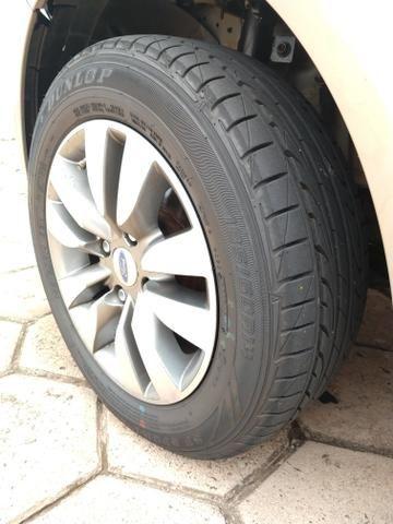 Ford Fiesta Sedan 1.6 Completo - 2012 - Foto 5