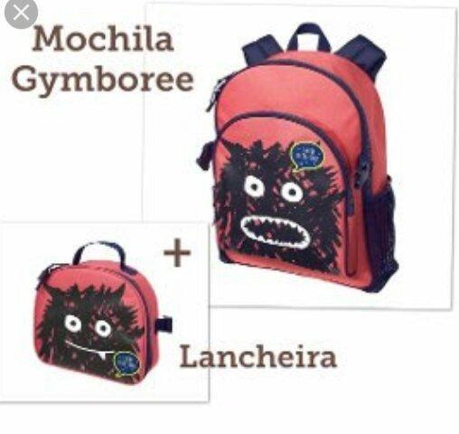Mochila gymboree original