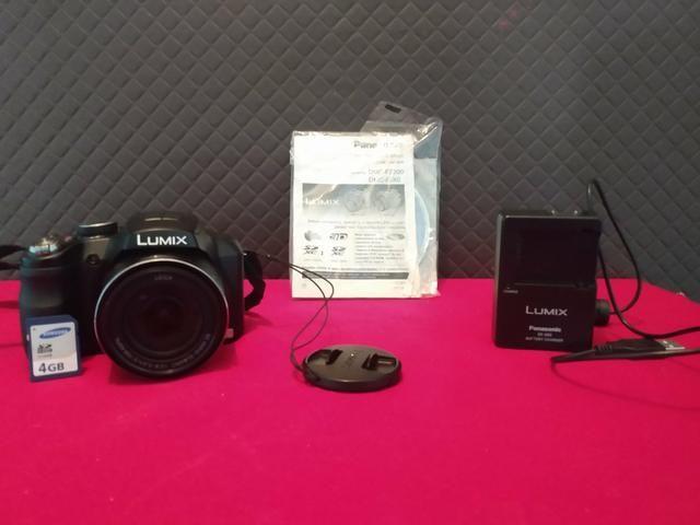 Câmera semi profissional lumix Panasonic - Foto 3