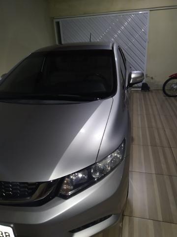 Honda Civic LXR 2.0 Flexone - Foto 8
